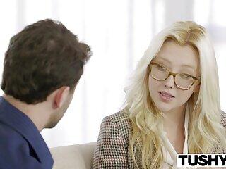 Masturbarse el esperma vídeos xxx gratis en español en su gran culo